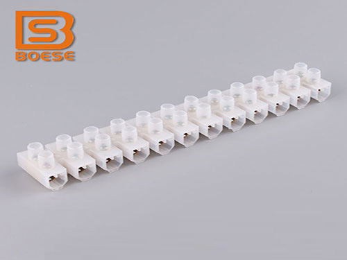 H, U, W, F type plastic electrical connector Terminal Blocks