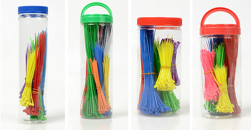 Cable Tie Packaging Style